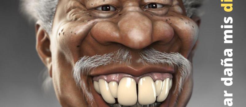 ¿Vapear daña los dientes?