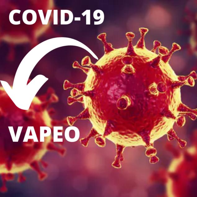 COVID-19 Y EL VAPEO